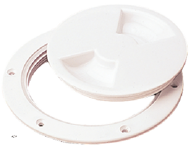 SCREW OUT DECK PLATE (#354-3371401) - Click Here to See Product Details