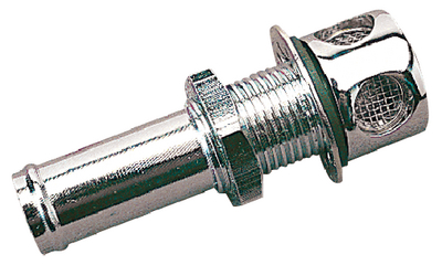 STRAIGHT GAS TANK VENT (#354-3520101) - Click Here to See Product Details