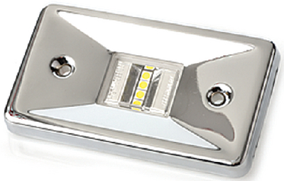 LED TRANSOM LIGHT - RECTANGULAR (#354-4000651) - Click Here to See Product Details