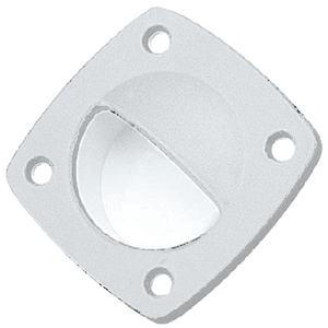 WHITE DELRIN UTILITY LIGHT (#354-4013111) - Click Here to See Product Details
