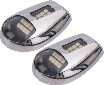 LED SIDE MOUNT DOCKING LIGHTS (#354-4059501) - Click Here to See Product Details