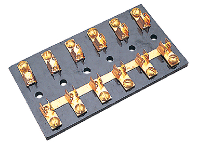 FUSE BLOCK WITH BUS BAR (#354-4205261) - Click Here to See Product Details