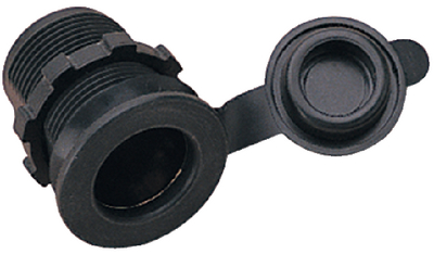 DELUXE POWER SOCKET 12-VOLT (#354-4261151) - Click Here to See Product Details