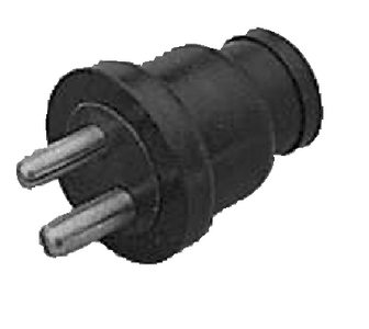 POLARIZED CABLE OUTLET (#354-4261441) - Click Here to See Product Details