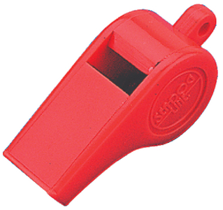 SAFETY WHISTLE (#354-5712521) - Click Here to See Product Details