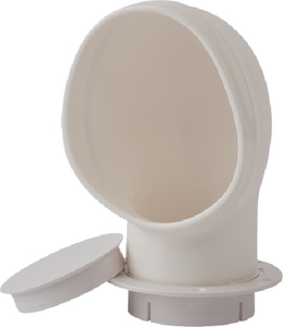 STANDARD PROFILE PVC COWL VENT (#354-7271473) - Click Here to See Product Details