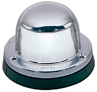 STERN LIGHT - CHROME/BRASS (#50-05251) - Click Here to See Product Details