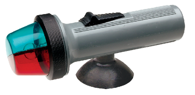 PORTABLE BATTERY OPERATED NAVIGATION LIGHT (#50-06101) - Click Here to See Product Details