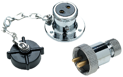 DECK CONNECTOR (#50-10161) - Click Here to See Product Details