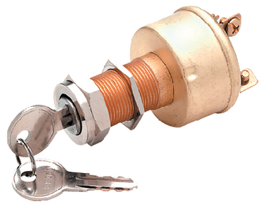 IGNITION STARTER SWITCH (#50-11621) - Click Here to See Product Details