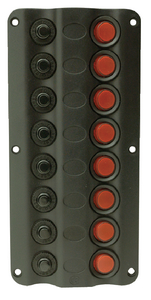 LED SWITCH PANEL (#50-12341) - Click Here to See Product Details