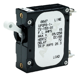 AC/DC PANEL BREAKER (#50-13101) - Click Here to See Product Details
