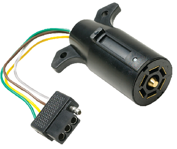 7-WAY ADAPTER (#50-13831) - Click Here to See Product Details