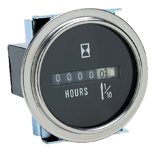 HOUR METER (#50-15301) - Click Here to See Product Details