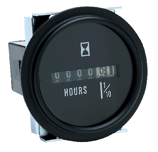 HOUR METER (#50-15311) - Click Here to See Product Details