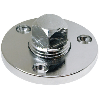 GARBOARD DRAIN PLUG (#50-18731) - Click Here to See Product Details