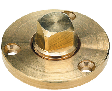 GARBOARD DRAIN PLUG (#50-18750) - Click Here to See Product Details