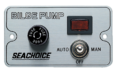 BILGE PUMP CONTROL SWITCH (#50-19391) - Click Here to See Product Details
