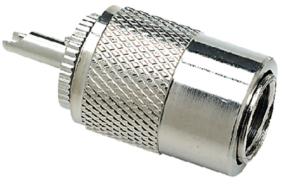 VHF ANTENNA CONNECTORS (#50-19821) - Click Here to See Product Details
