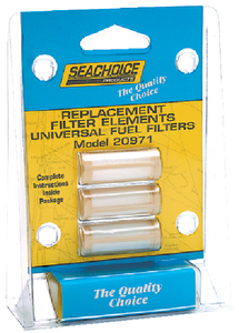 IN-LINE FUEL FILTER (#50-20971) - Click Here to See Product Details