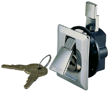FLUSH LOCK (#50-35501) - Click Here to See Product Details