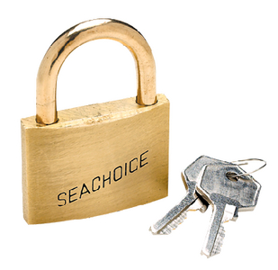 PADLOCK (#50-37211) - Click Here to See Product Details