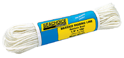 BRAIDED UTILITY LINE (#50-40151) - Click Here to See Product Details