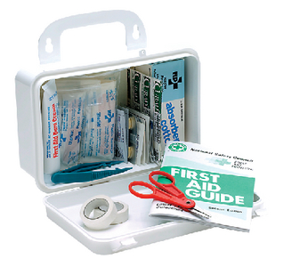 DELUXE FIRST AID KIT (#50-42041) - Click Here to See Product Details