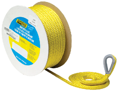 DOUBLE BRAID NYLON ANCHOR LINE (#50-42201) - Click Here to See Product Details