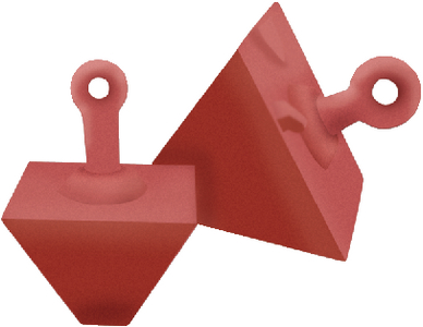 PYRAMID ANCHORS  (#50-43980) - Click Here to See Product Details