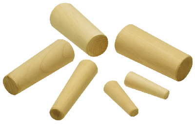 EMERGENCY WOOD PLUGS (#50-45411) - Click Here to See Product Details