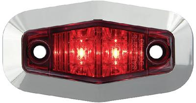 SEACHOICE MINI SEALED LED MARKER RED (MCL13RTRSSC)