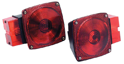 SEACHOICE SUB TRAILER LIGHTS ONLY O/U 80 (TL60RKSCH)