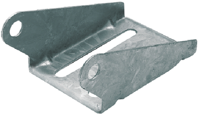 KEEL ROLLER BRACKET (#50-55580) - Click Here to See Product Details