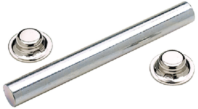 ROLLER SHAFT AND PAL NUTS (#50-55701) - Click Here to See Product Details