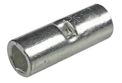 SEACHOICE TUBULAR 6GA BUTT NON-INS 25/PK (60231)