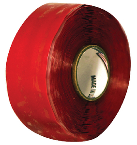 "SEACHOICE SILICONE TAPE RED 1""X10' (61481)"