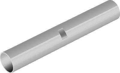 SEACHOICE 22-18 GA SMLESS BUTT SPL 100 (50-61611)