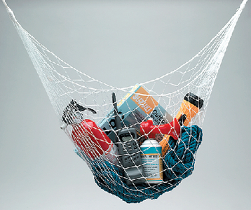 GEAR HAMMOCK (#50-71401) - Click Here to See Product Details