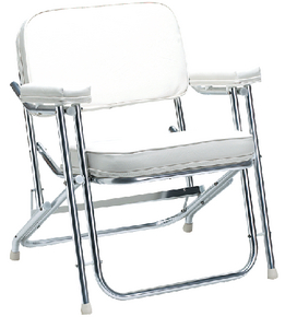 FOLDING DECK CHAIR (#50-78501) - Click Here to See Product Details