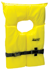 ADULT UNIVERSAL LIFE VEST (#50-86060) - Click Here to See Product Details
