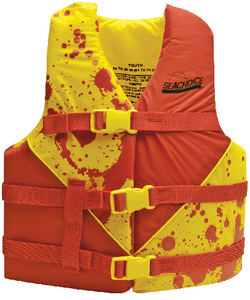 DELUXE CHILD / YOUTH VEST (#50-86170) - Click Here to See Product Details