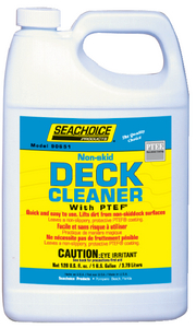 NON-SKID DECK CLEANER (#50-90651) - Click Here to See Product Details