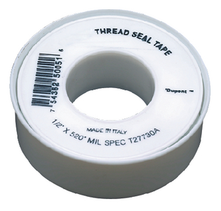 SEACHOICE THREADED PIPE TAPE (#50-91051) - Click Here to See Product Details