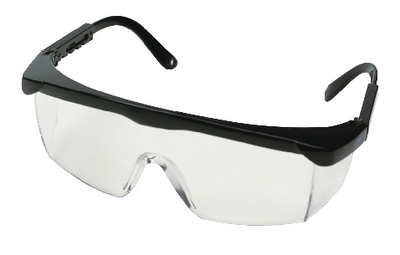 SAFETY GLASSES (#50-92081) - Click Here to See Product Details
