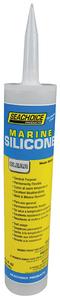 SEACHOICE SILICONE SEALANT CLEAR 10.1 OZ (50-96941)