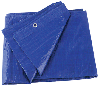 BLUE POLY TARP (#136-97311B) - Click Here to See Product Details