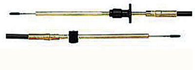 JOHNSON/EVINRUDE/OMC CONTROL CABLES- STANDARD (#1-CC17018) - Click Here to See Product Details