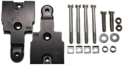 ENGINE ADAPTER PLATES & TIE BARS (#1-HO5038A) - Click Here to See Product Details