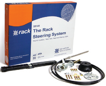 THE RACK<sup>TM</sup> (Back Mount Rack) PACKAGE (#1-SS14110) - Click Here to See Product Details
